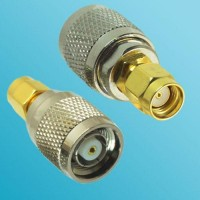 RP SMA Male to RP TNC Male RF Adapter
