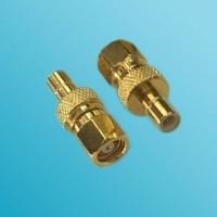 SMB Male to SMC Female RF Adapter