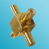 4 Way SMB Male Adapter