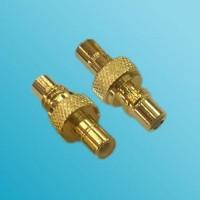 SMB Male to SMC Male RF Adapter