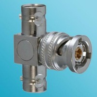 T Type TRB Male to Two TRB Female Adapter 3 Way