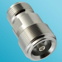 Low PIM 4.1/9.5 Mini DIN Female to N Female Adapter