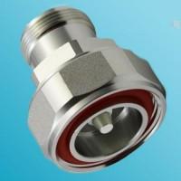Low PIM 4.1/9.5 Mini DIN Female to 7/16 DIN Male Adapter