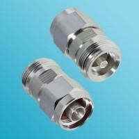 Low PIM 4.1/9.5 Mini DIN Female to N Male Adapter