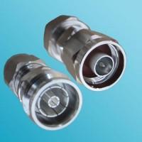 Low PIM 4.3/10 Mini DIN Female to N Male Adapter