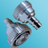 Low PIM 7/16 DIN Female to QN Female Adapter