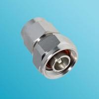Low PIM 4.1/9.5 Mini DIN Male to N Male Adapter
