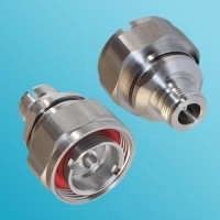 Low PIM 7/16 DIN Male to N Female Adapter