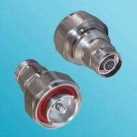 Low PIM 7/16 DIN Male to N Male Adapter