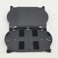 12 Fiber Splice Tray/Cassette Black Color