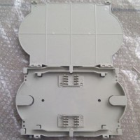 12 Fiber Splice Tray/Cassette Off-white Color