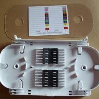 24 Fiber Splice Tray/Cassette White Color